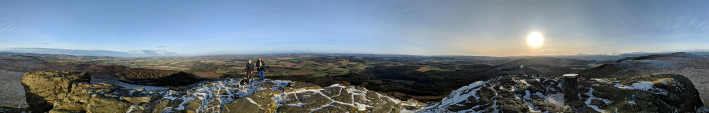 Summit of Bennachie
