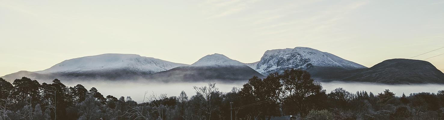 Ben Nevis Range, Fort William