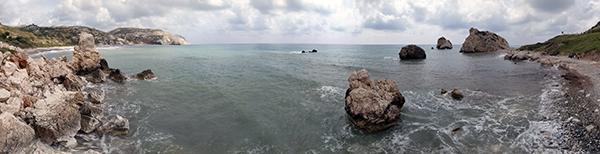 Rock of Aphrodite Beach