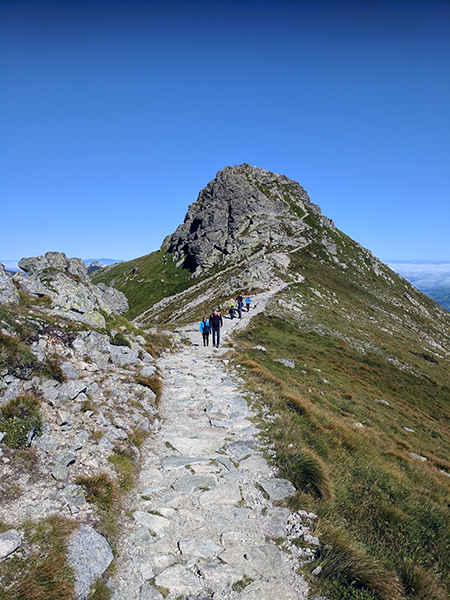 Swinica Peak