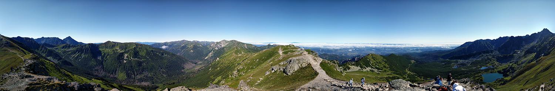 The Tatra's