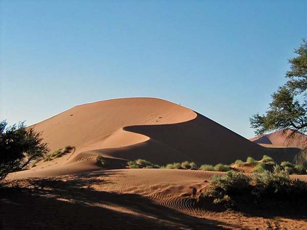 Great big dunes!
